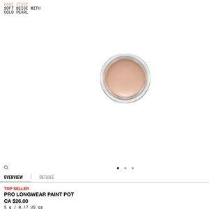 MAC Paint Pot